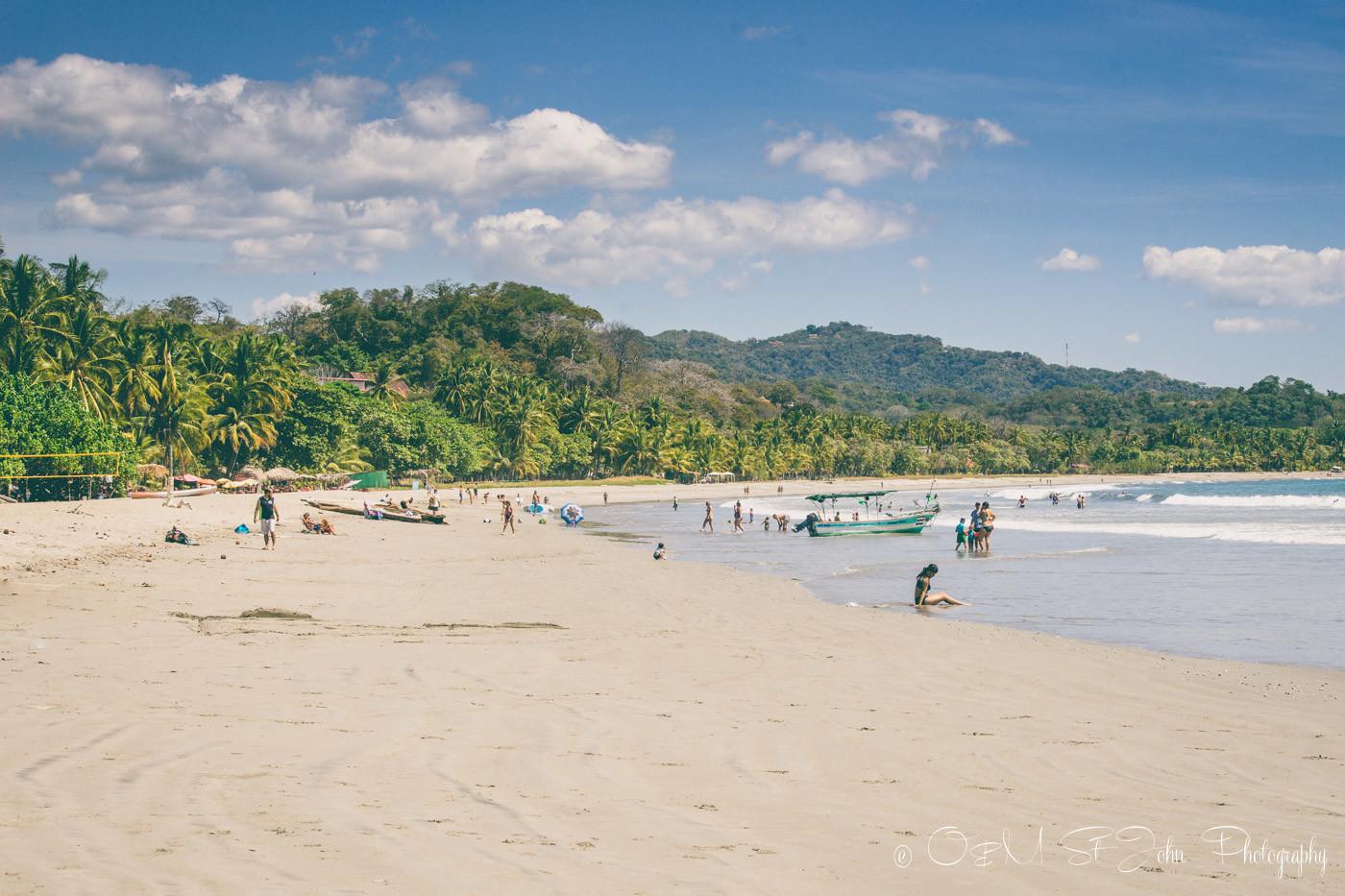 Costa Rica itinerary: Playa Samara, Costa Rica