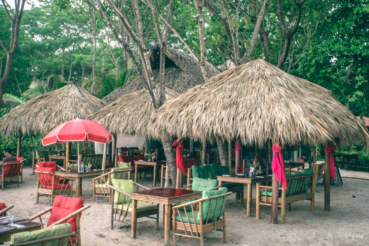 things to do in santa teresa costa rica: dining out