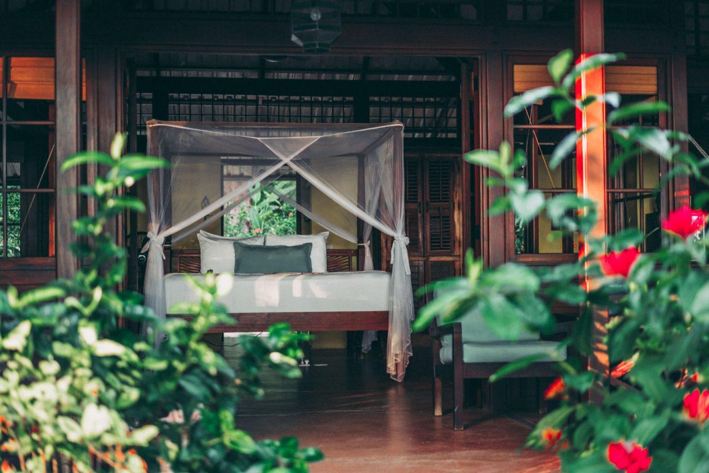 hotels in santa teresa Costa Rica: Our private casita at Latitude 10.