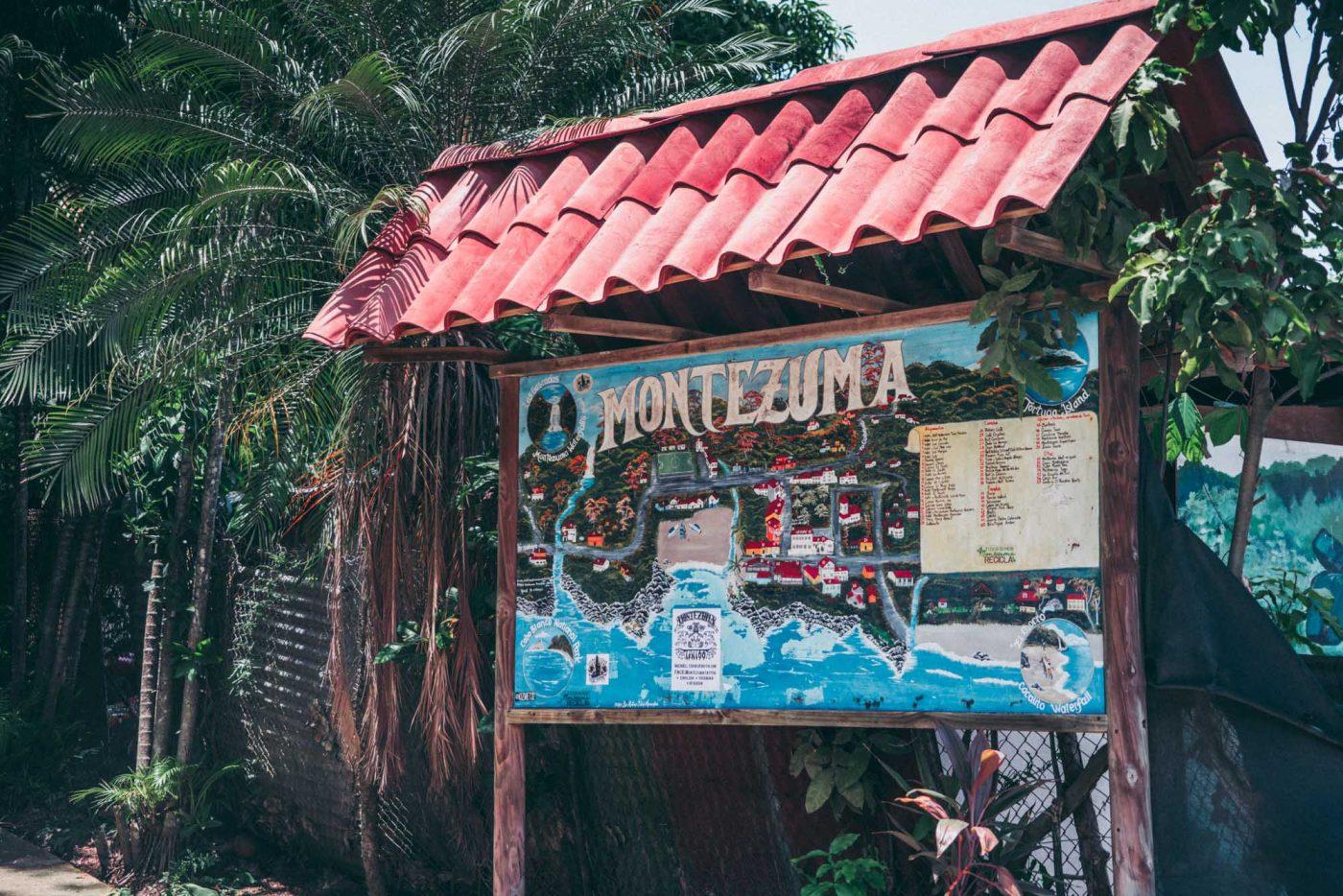 Guide to Visiting Montezuma, Costa Rica