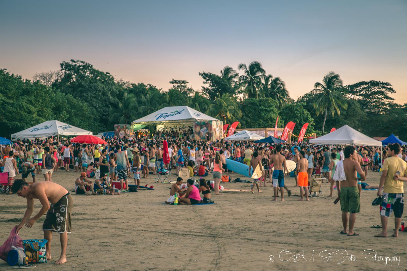 what to do in Playa Avellanas Costa Rica: