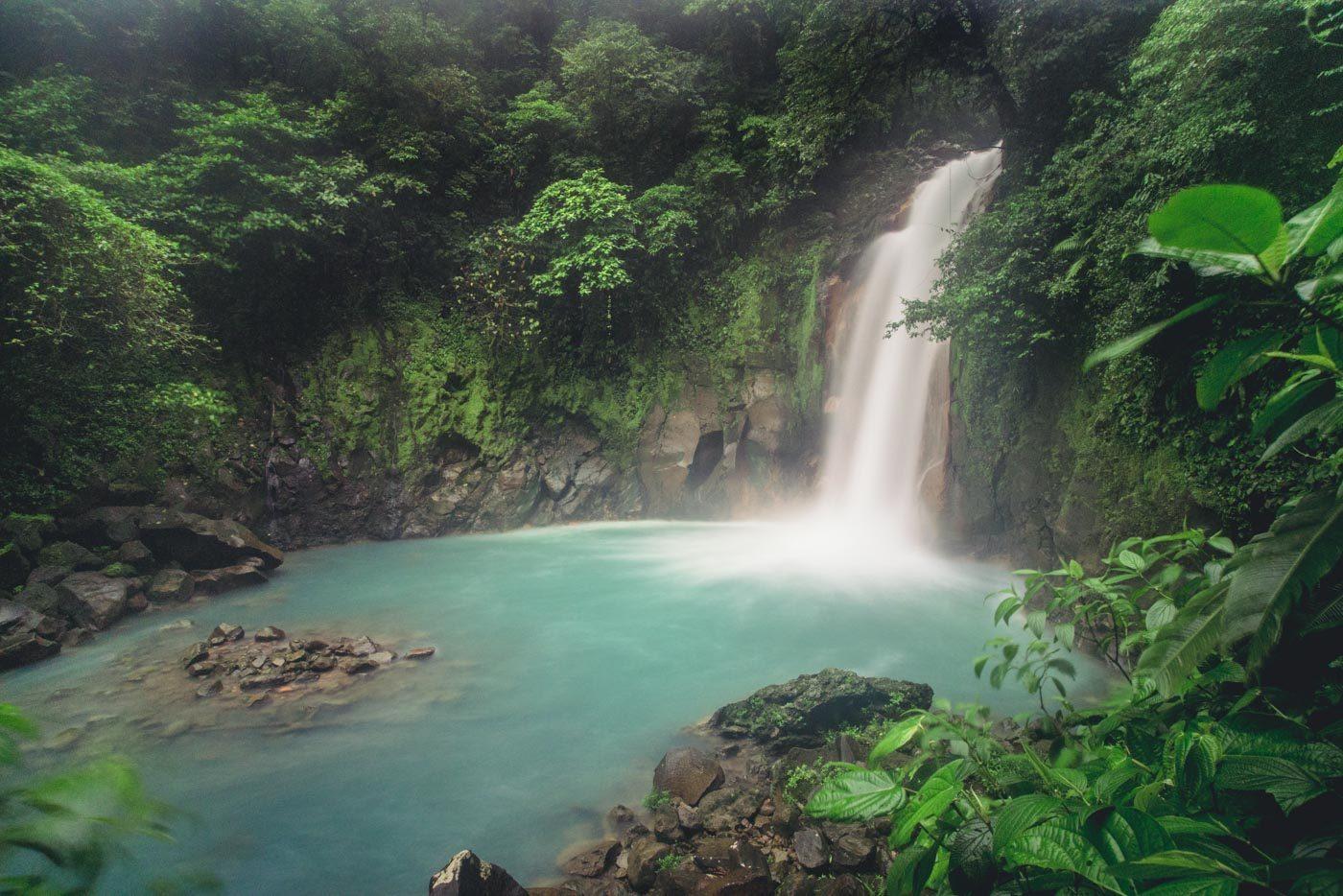 Best Costa Rica Waterfalls