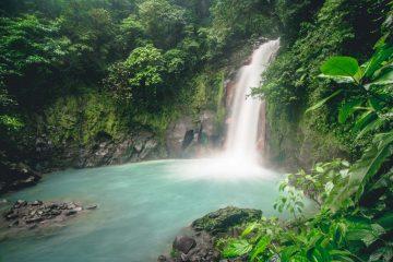 Visit Rio Celeste Costa Rica in Tenorio Volcano National Park