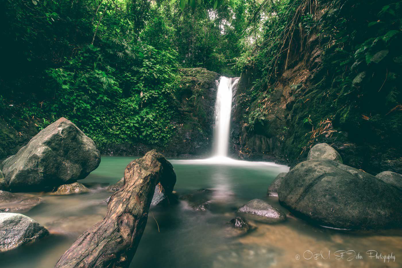 Things to do in Punta Uvita, Uvita Waterfall, Costa Ballena. Costa Rica
