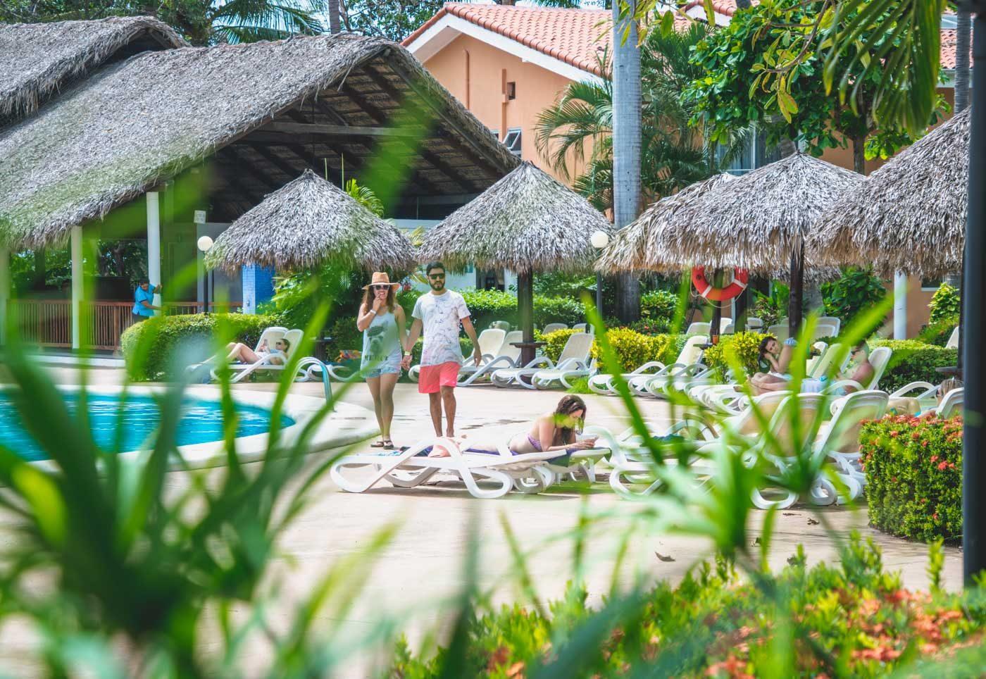 Costa Rica honeymoon, all-inclusive