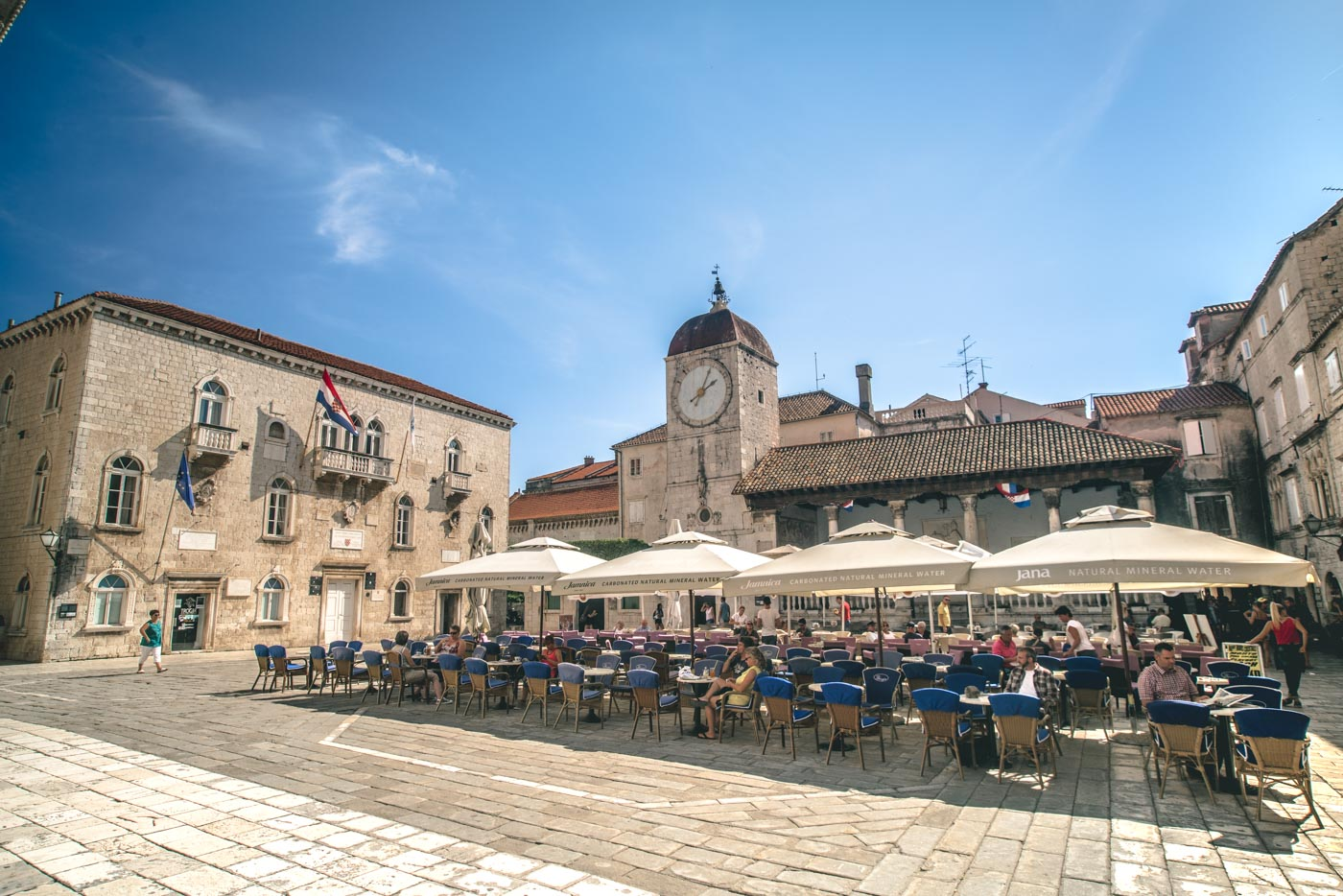 Yet another cafe in Split