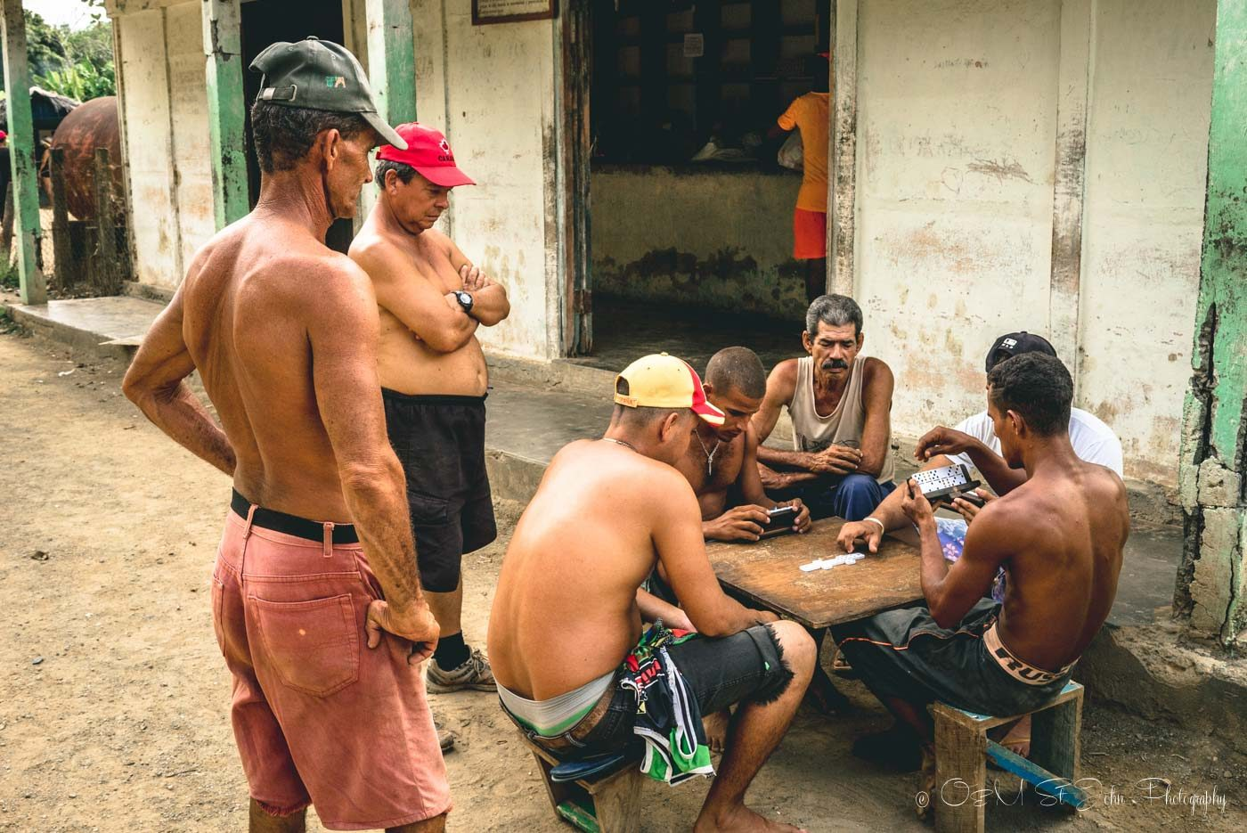 People are the star of the show in Baracoa, Cuba
