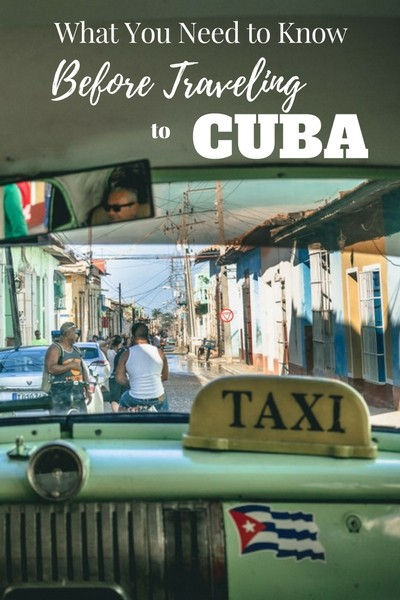 Cuba Travel Tips! After spending 3.5 weeks exploring Cuba we share our best tips and advice for those planning a trip to Cuba. Learn what you need to know before going to Cuba in this post!