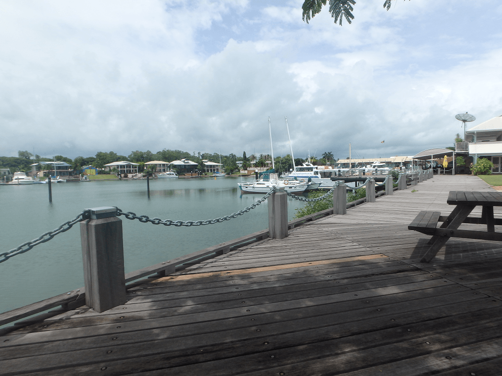 What to do in Darwin: Cullen Bay