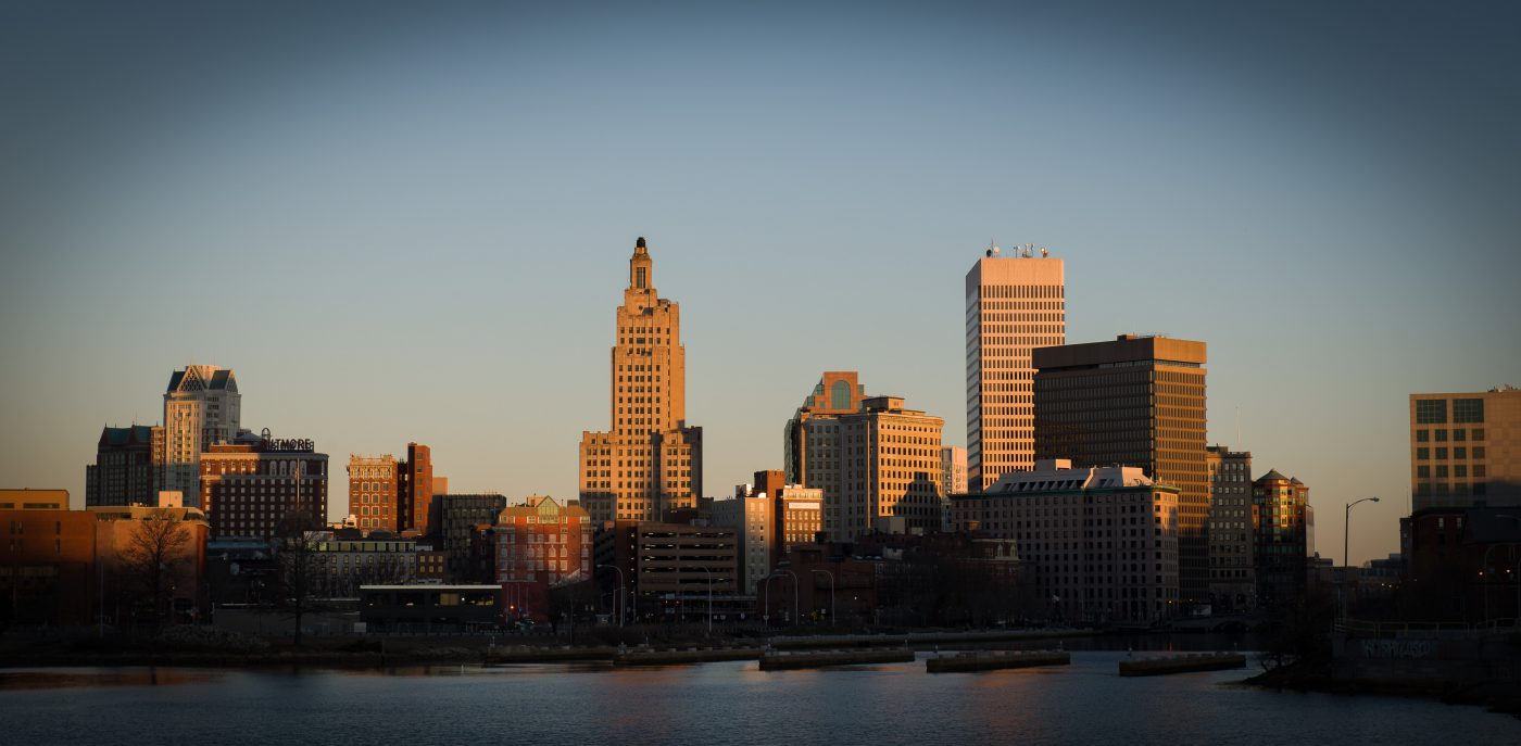 What to do in Providence, USA: Downtown Providence from Point Street bridge