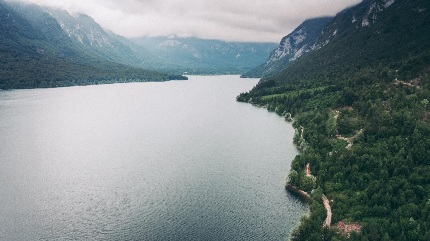 things to do in slovenia on holiday: Lake Bohinj