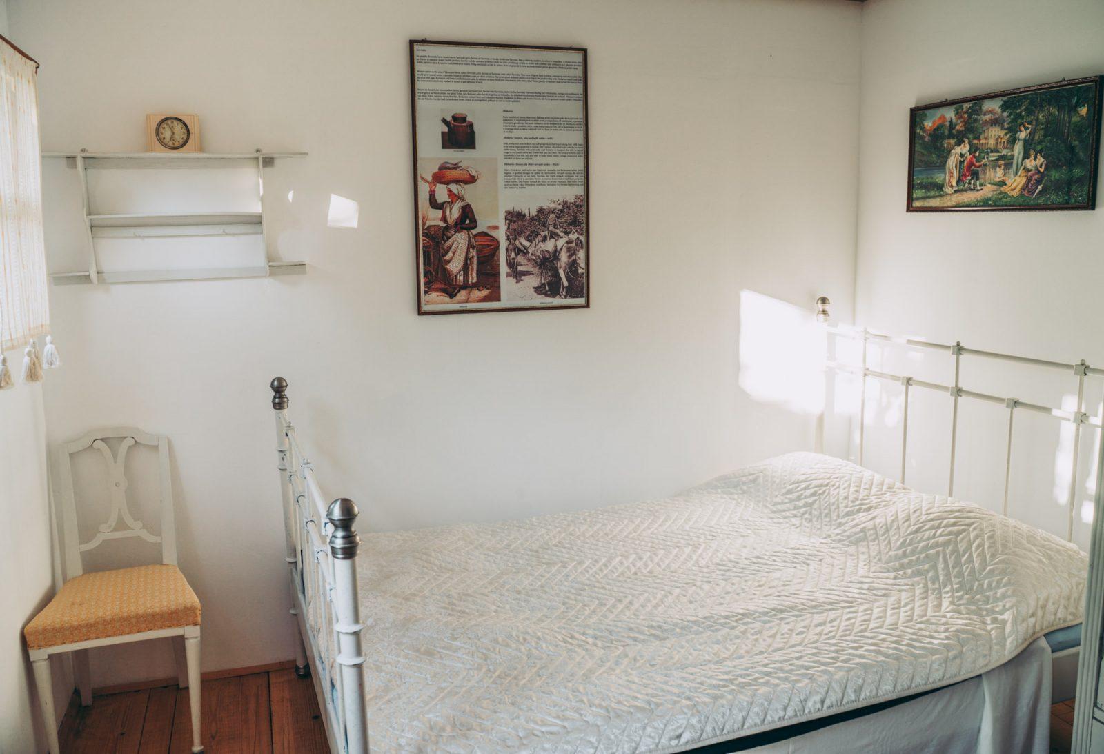 Milk Lady cabin at Hiške Slovenske Istre