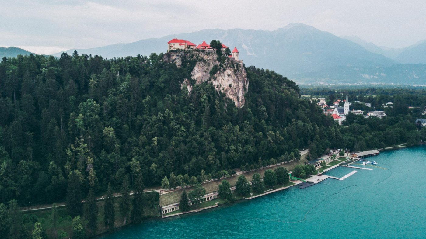 Slovenia Holiday: Lake Bled Castle