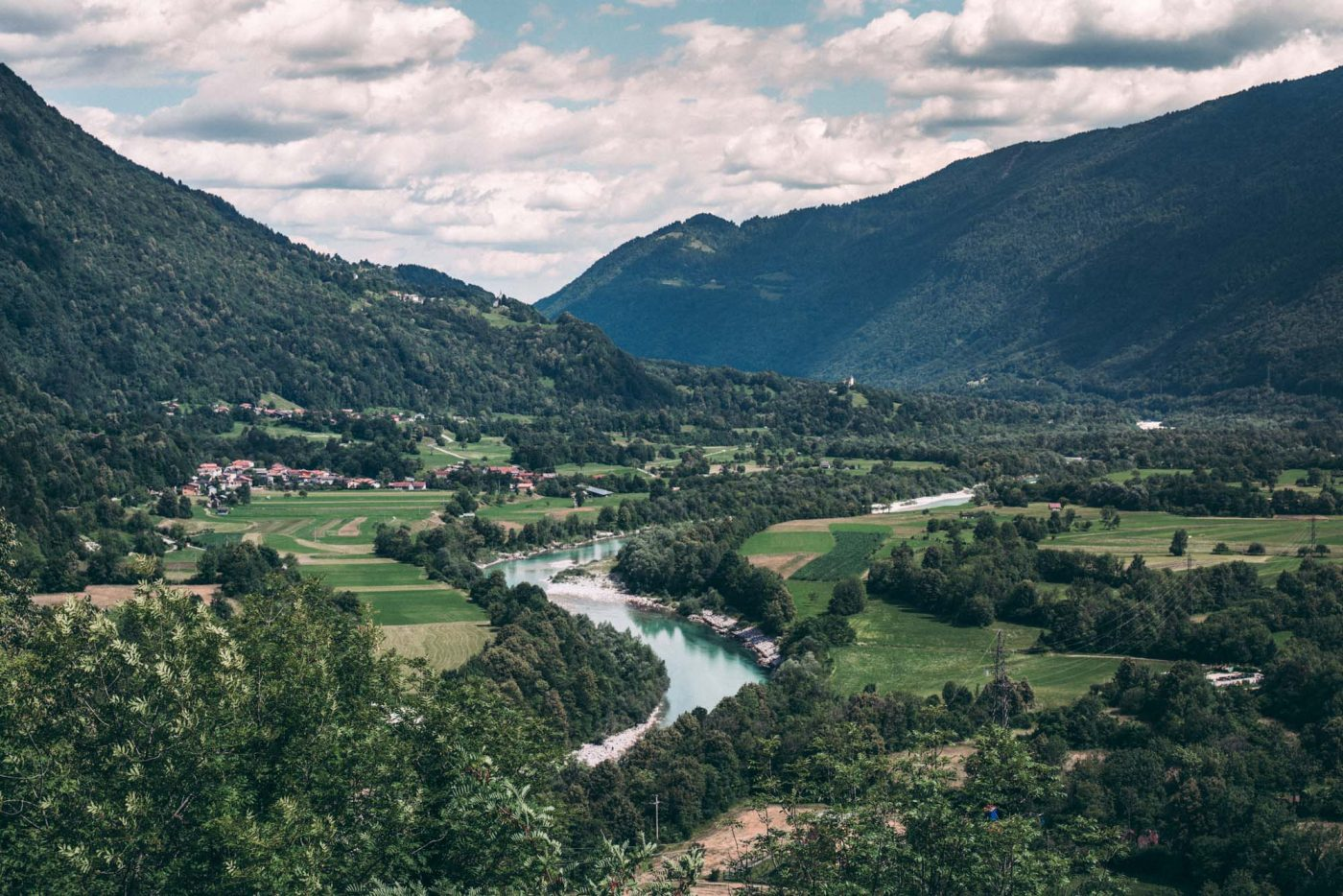 things to do in slovenia on holiday: Soca Valley
