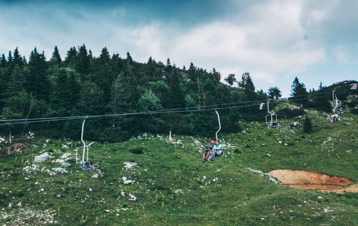 things to do in slovenia on holiday: Velika Planina, the largest meadow in Slovenia