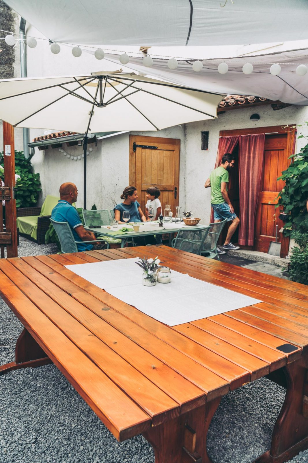 Vipava Valley: Cejkotova Domacija restaurant