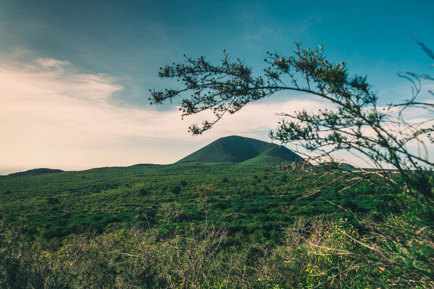 Highlands of Floreana Island