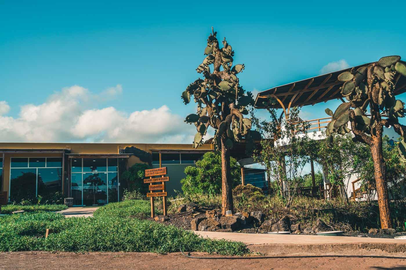 Charles Darwin Research Station, Puerto Ayora, Santa Cruz