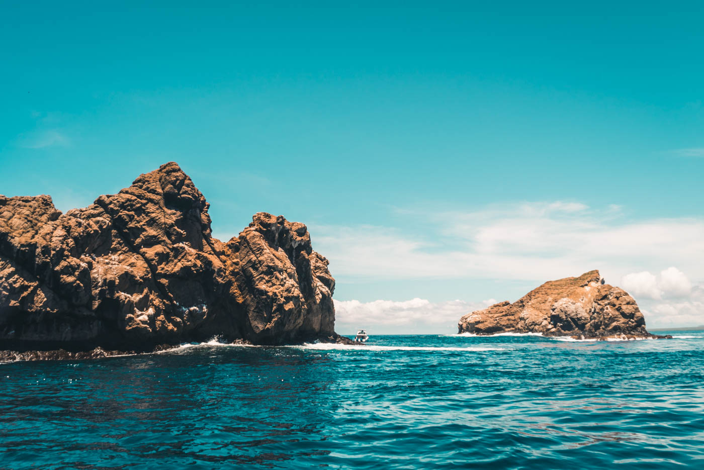 Gordon Rocks, Santa Cruz Island