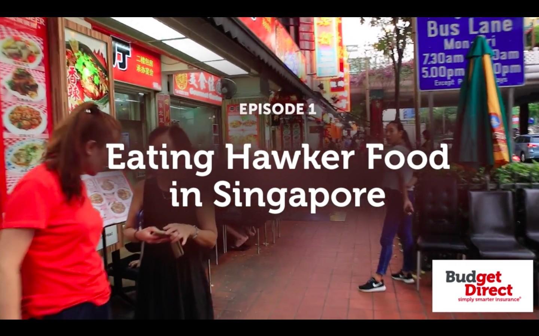 Budget Direct Episode 1 Singapore