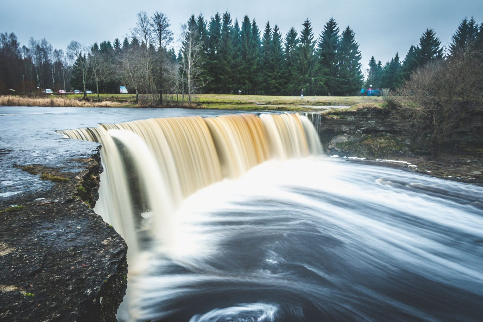 Things to do in Tallinn: Jägala Waterfall, Estonia