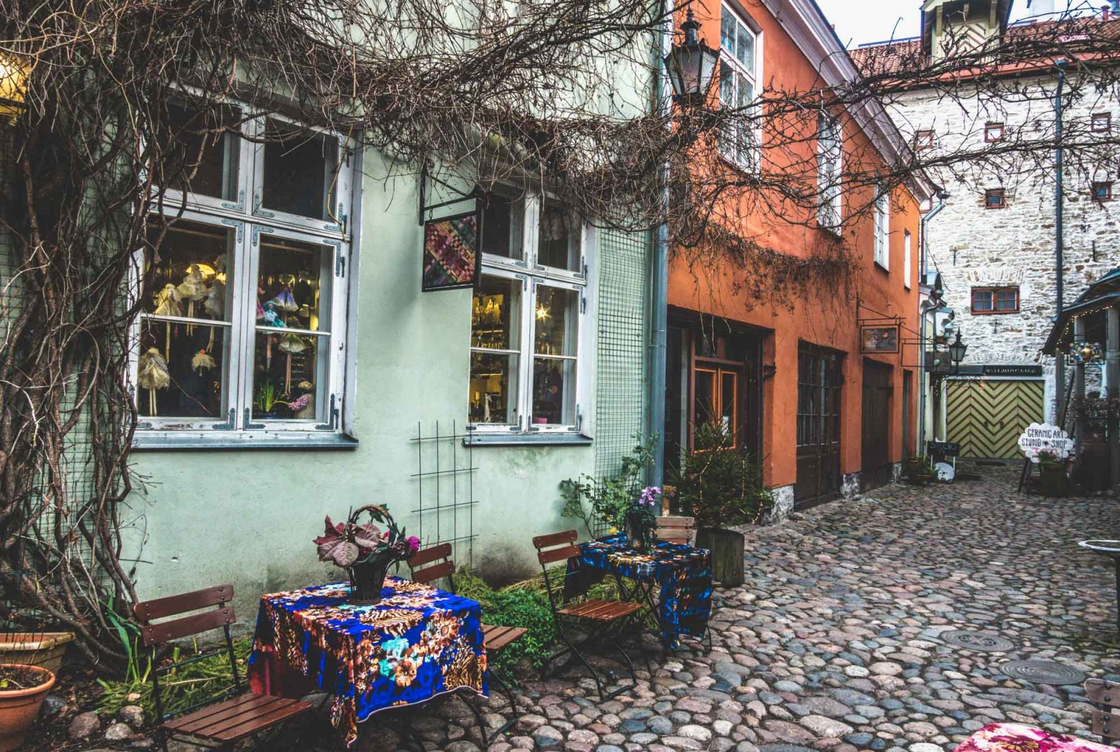 Things to do in Tallinn: Estonia Old Town