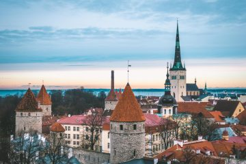 Sustainable City Guide: Things to do in Tallinn, Estonia