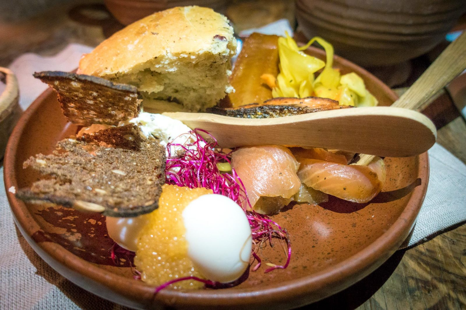 Things to do in Tallinn: A feast at Olde Hansa, Tallinn, Estonia