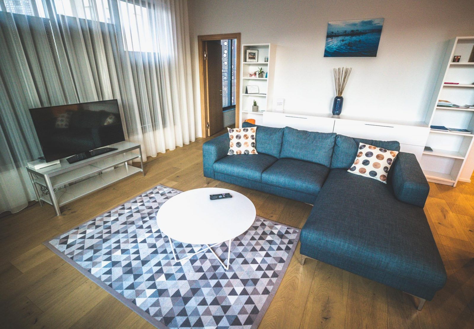 Things to do in Tallinn: The Storyteller's Next - Our uber-modern apartment in Tallinn