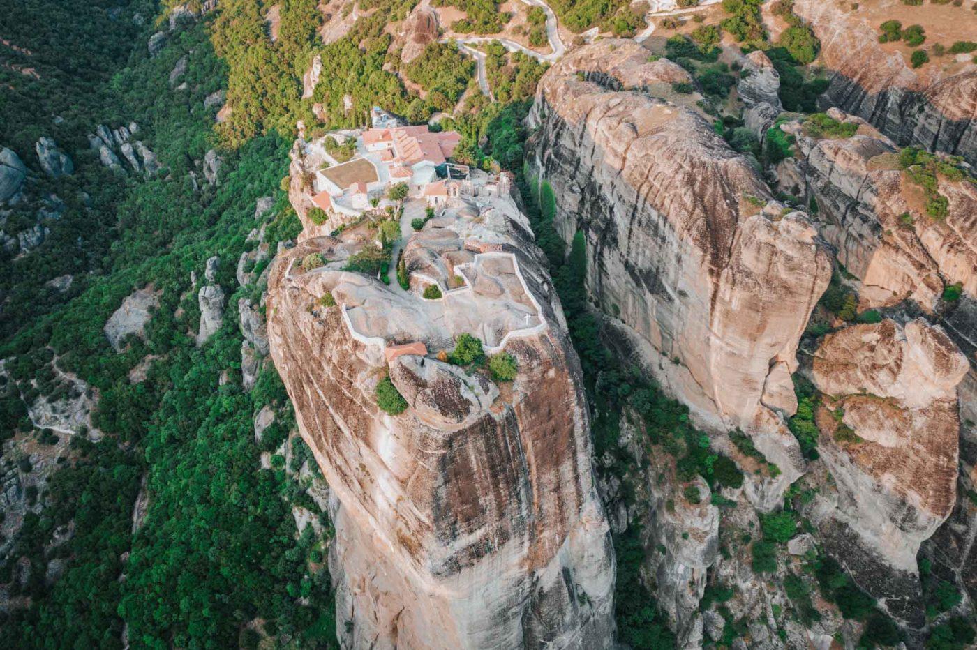 Holy Trinity Monastery, Meteora, Greea