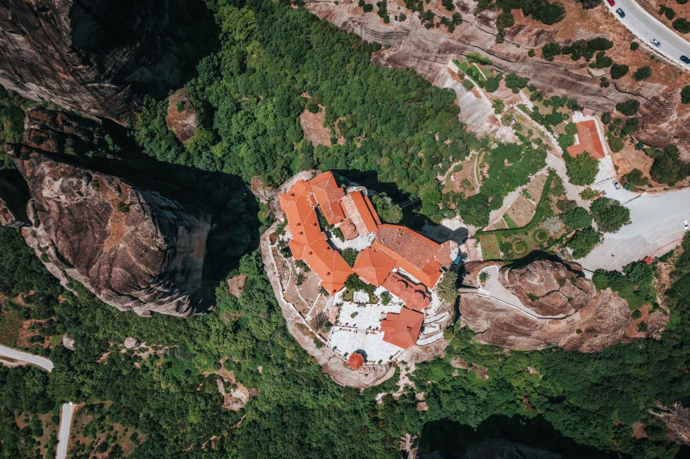 Monastery of Varlaam, Meteora, Greece