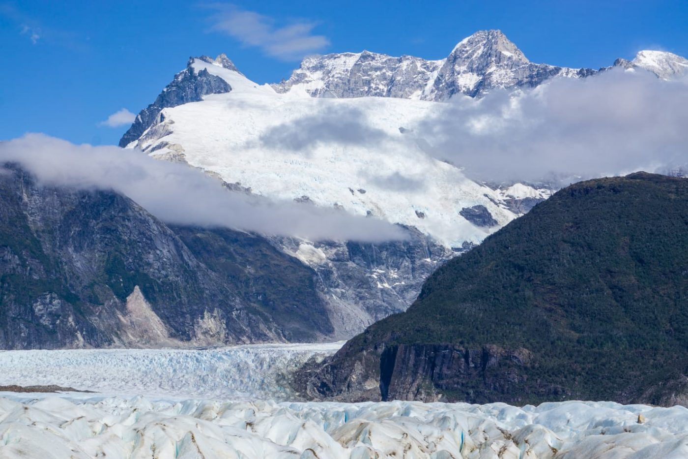Exploradores Glacier, Chile. Patagonia, Chile Contributed by Maya from Travel with a Smile