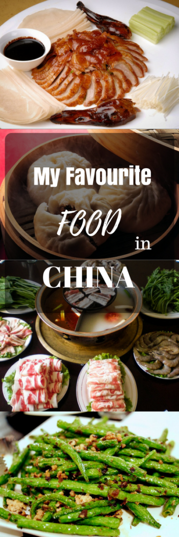 After a year living in China I have come up with a list of my favourite food in China. If you are planning a trip to China, make sure you try these!