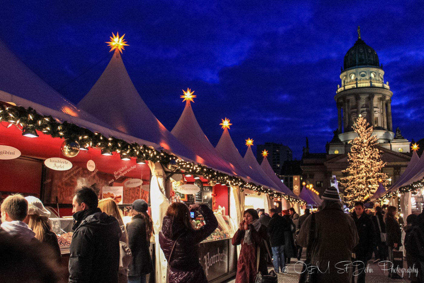What to do in Berlin: Christmas markets in Berlin