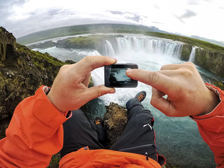 GoPro HERO6. Photo via Amazon