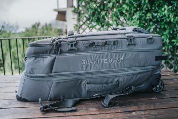"Best Travel Bag for Couples: Granite Gear Cross-Trek 32"" Wheeled Duffel Review"