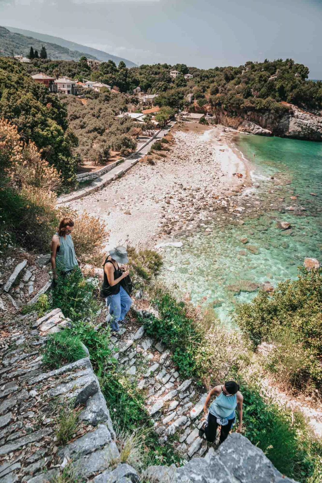 Pelion Greece is a hidden gem