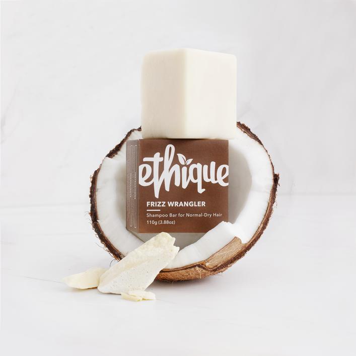 Best Zero Waste Shampoo & Conditioner Bars- ethique