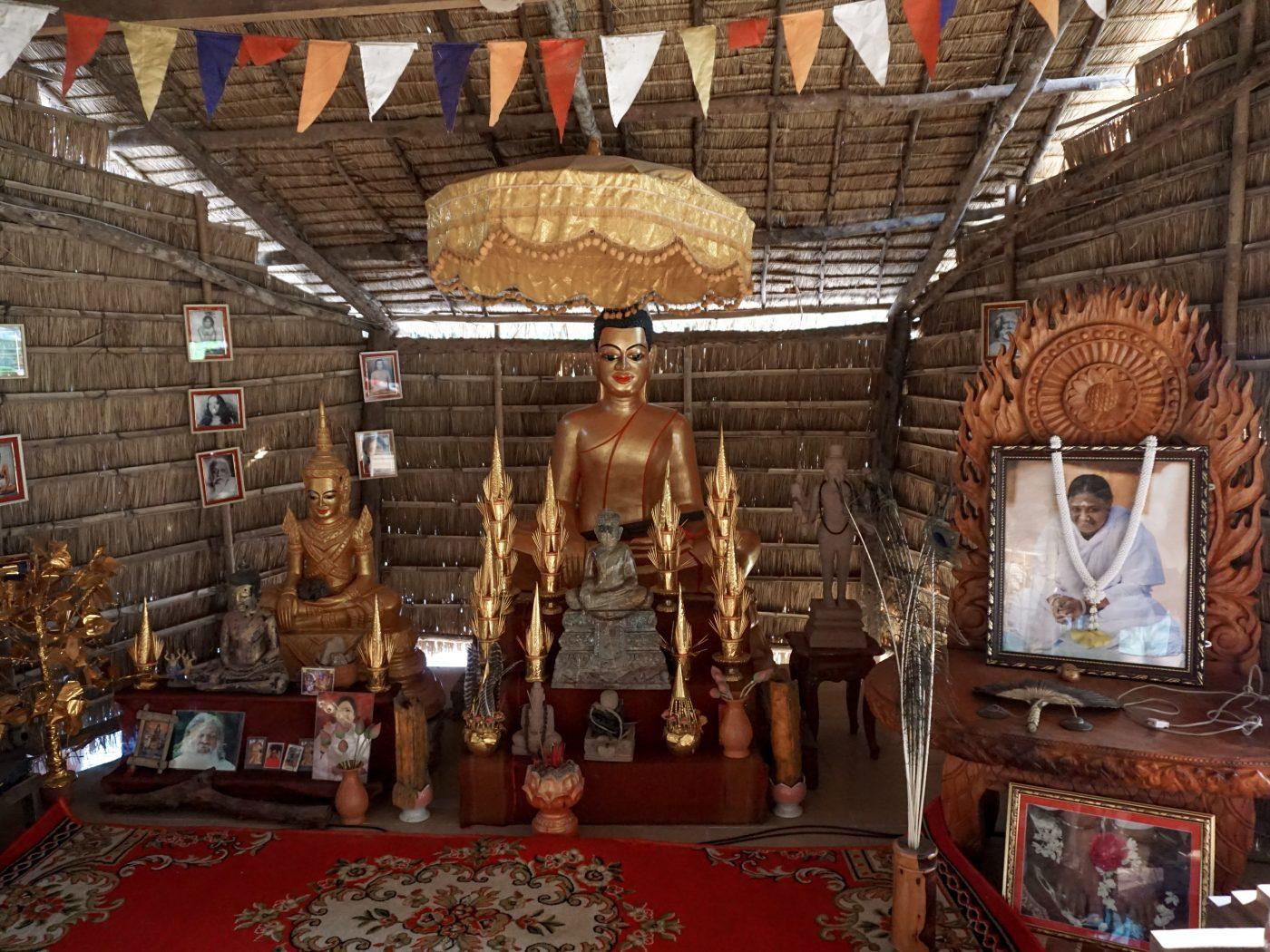 Meditation Retreat: Hariharalaya Meditation Retreat