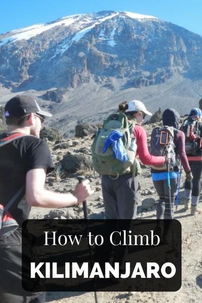 How to Climb Kilimanjaro
