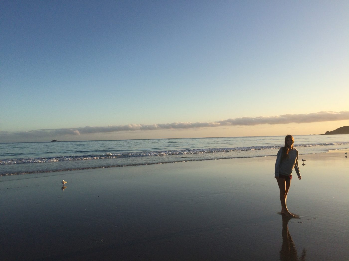 Things to do in Byron Bay: exploring the beach