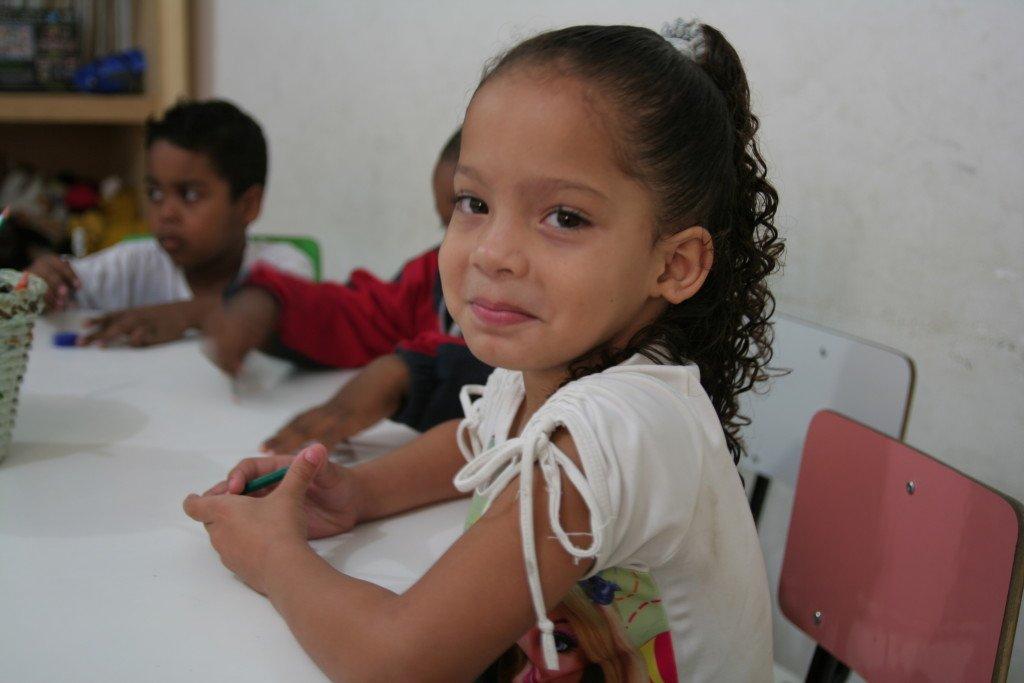 Volunteer in Brazil