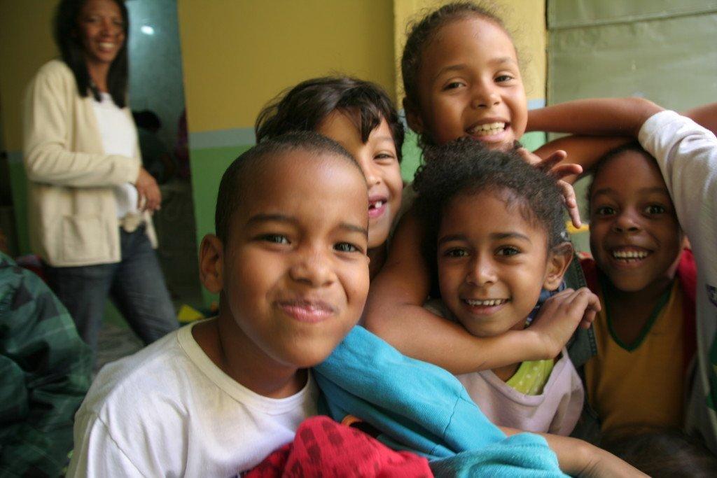 Volunteering in Brazil