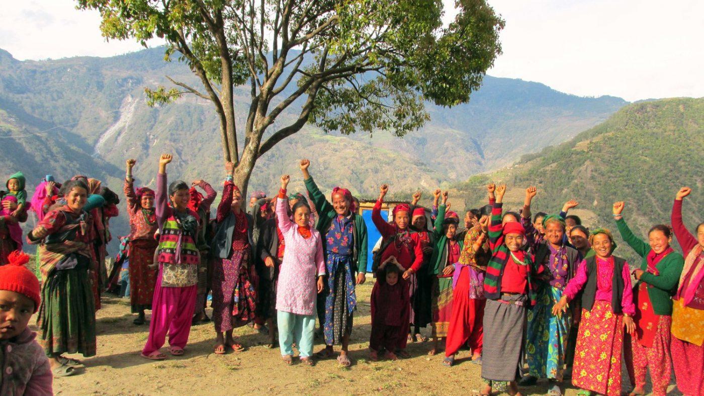 Fair trade in Nepal: Nepal women empowerment