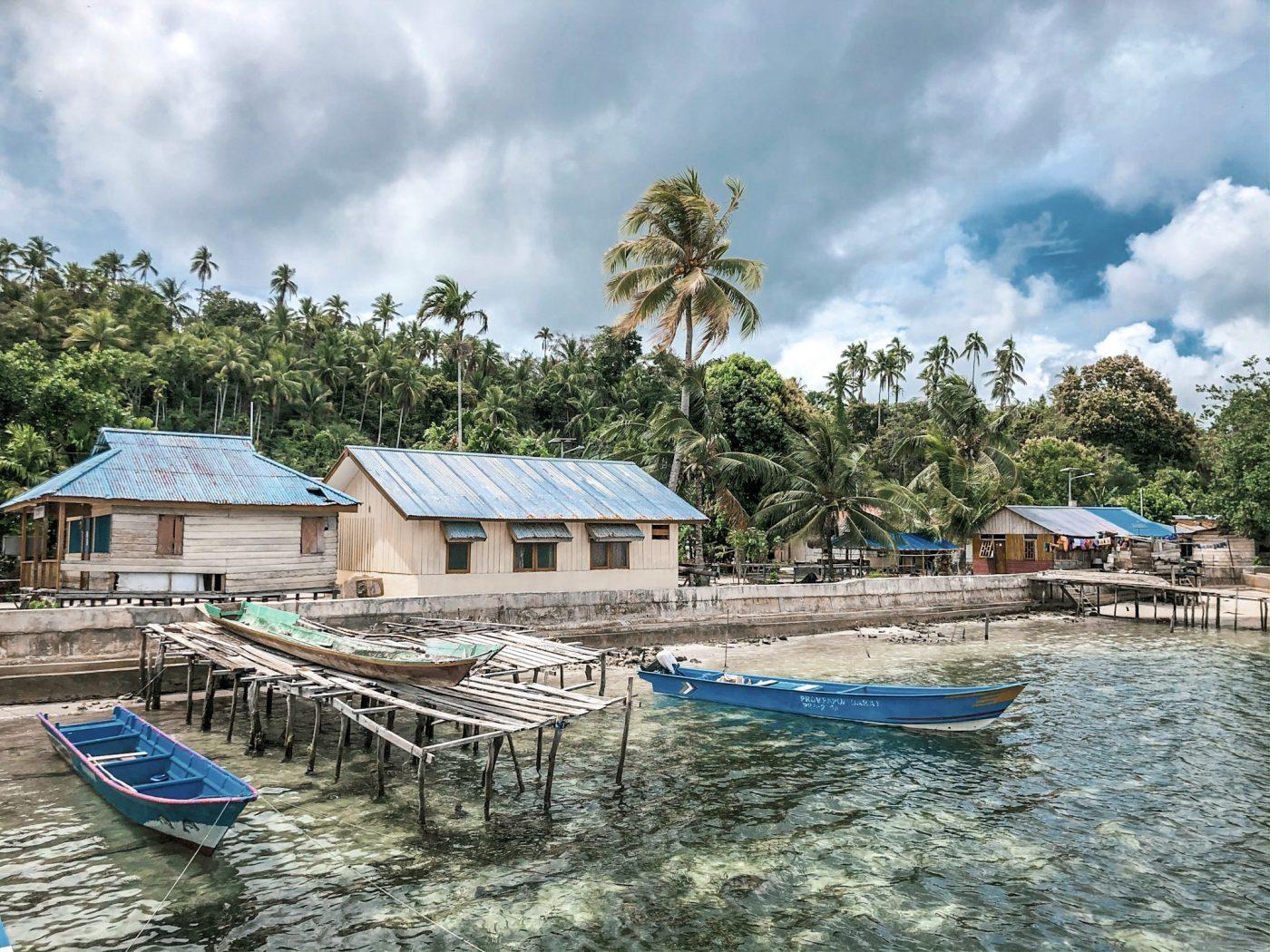 Arefi Village Tour, Papua Paradise Eco Resort, Raja Ampat