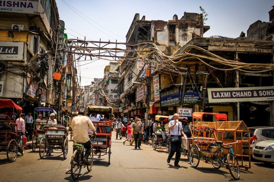 India Travel: the Good, the Bad, and the Bizarre - Part 2