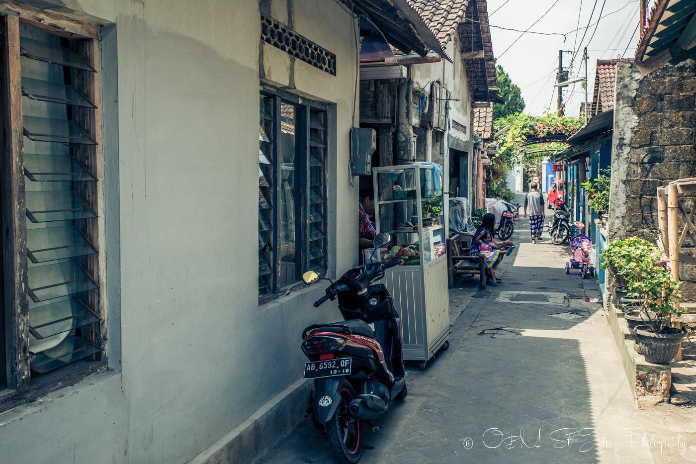 Things to do in , Yogyakarta. Indonesia visit small streets near Taman Sari