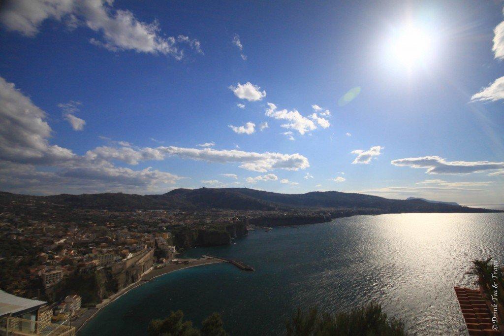 Amalfi Coast Holidays Itinerary