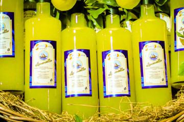 Cultural Close-up: Limoncello, Italian liquor from Amalfi Coast