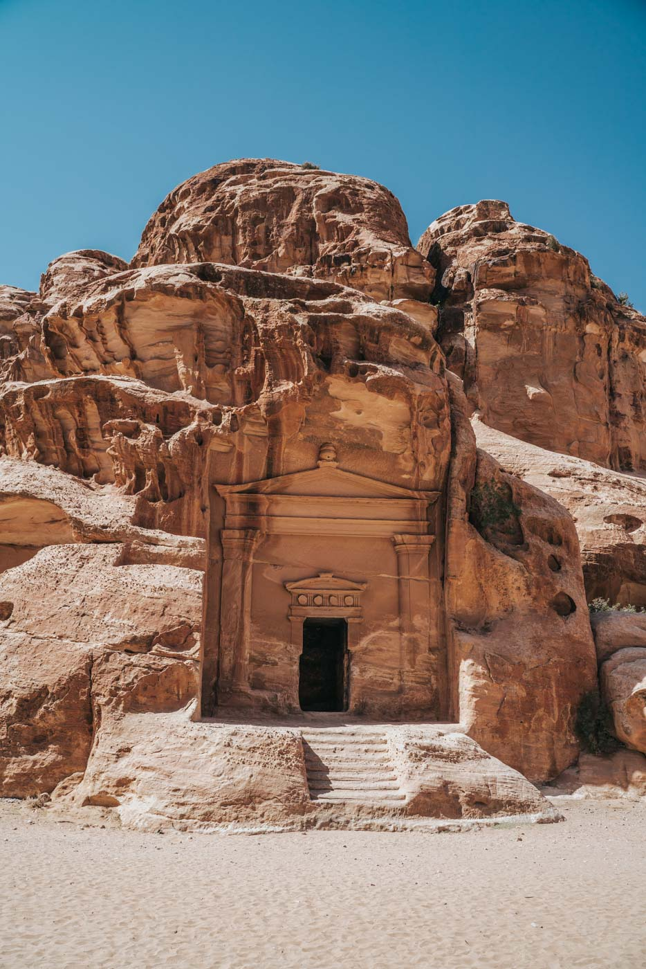 Things to do in Jordan: Little Petra